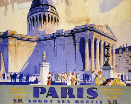 Paris, Southern Railway (1932)