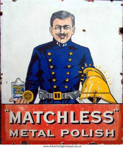 Matchless Metal Polish