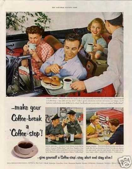 Pan American Coffee (1953)