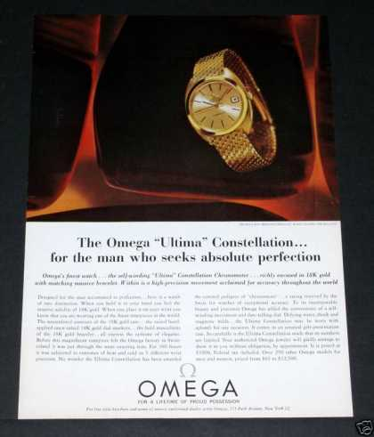 "Old , Omega ""Ultima Constellat (1964)"