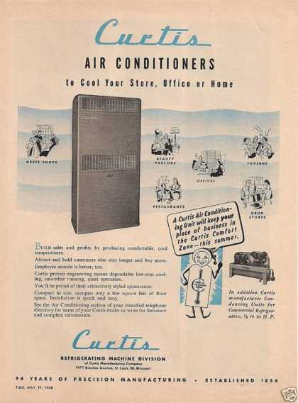 Curtis Air Conditione (1948)