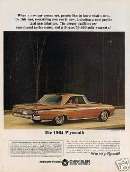 Plymouth Car (1964)