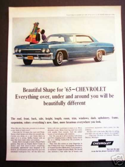 Original Chevrolet Impala for '65 Car (1964)