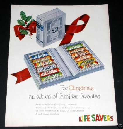 Life Savers Christmas Album (1949)