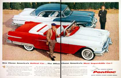 Pontiac Star Chief Convertible (1956)