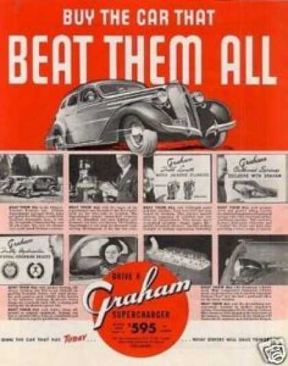 Graham Supercharger Car (1936)