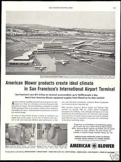 American Blower San Francisco Airport (1955)