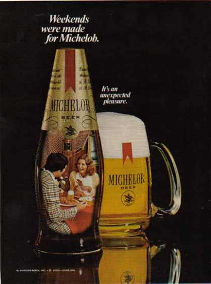 Anheuser Busch Michelob – Weekends were made for Michelob (1977)