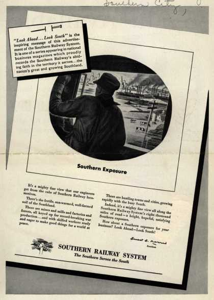 Southern Railway System – Southern Exposure (1945)