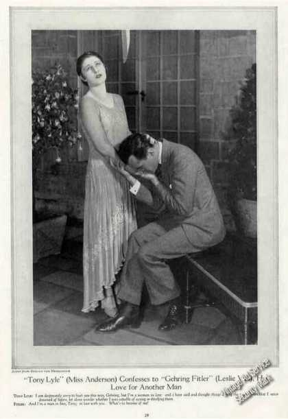 """Behold the Bridegroom"" Anderson & Vail Feature (1928)"