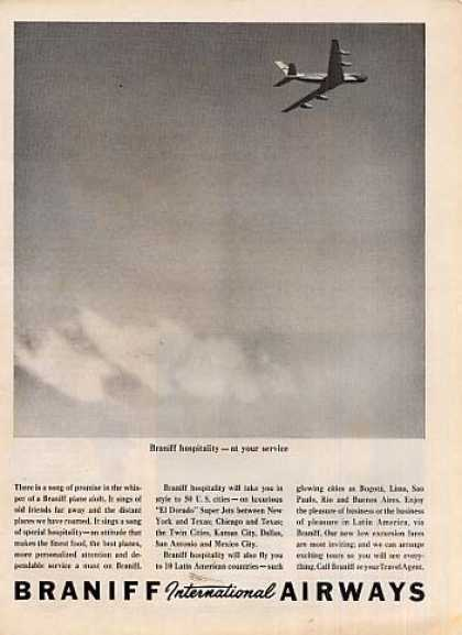 Braniff Airways (1961)