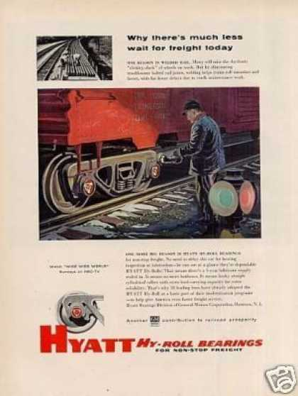 Hyatt Roller Bearings (1957)