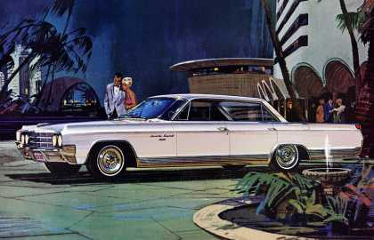 Oldsmobile 98 Luxury Sedan (1963)