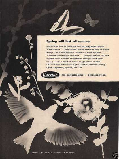 Carrier Air Conditioni (1948)