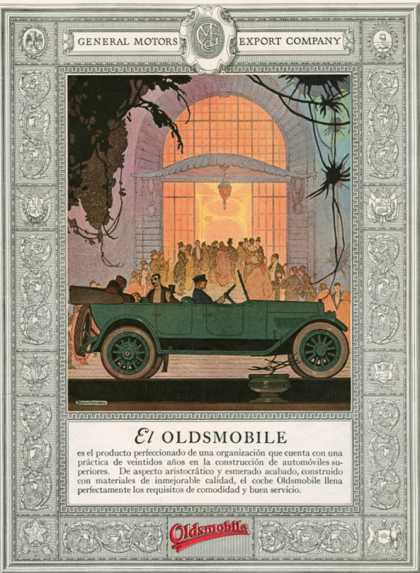 Oldsmobile, USA (1920)