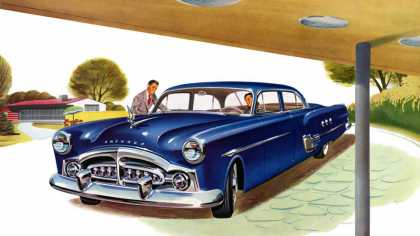 "Packard Patrician ""400"" (1951)"
