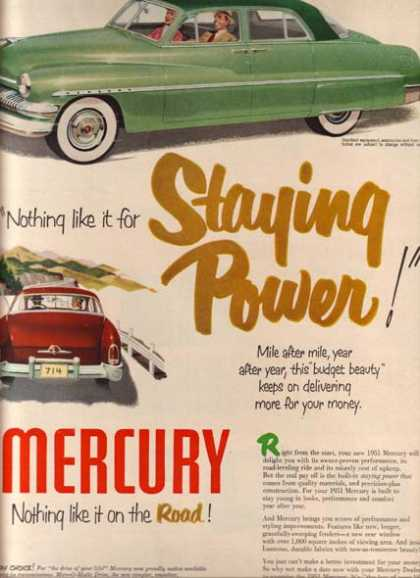 Ford's Mercury (1951)