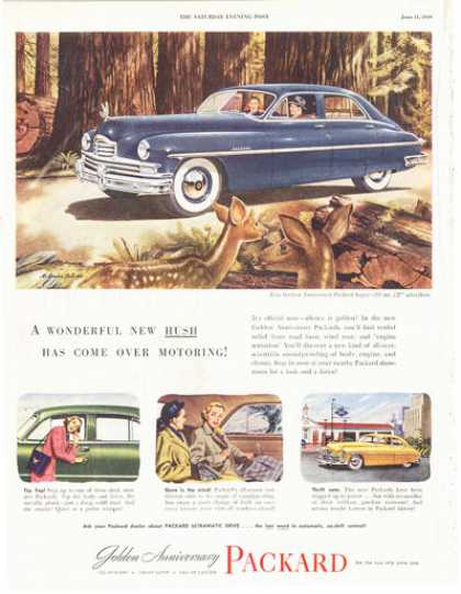 Packard Golden Anniversary Super (1949)