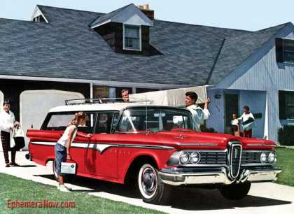 Edsel Villager (1959)