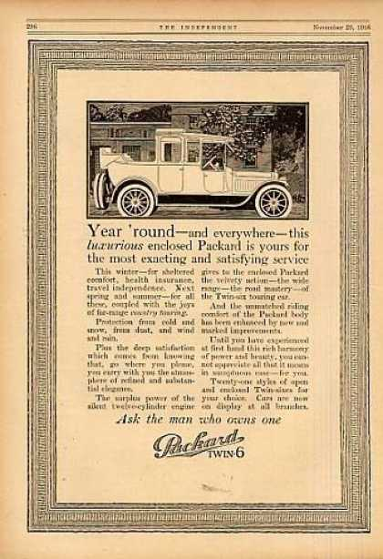 Packard Car (1916)