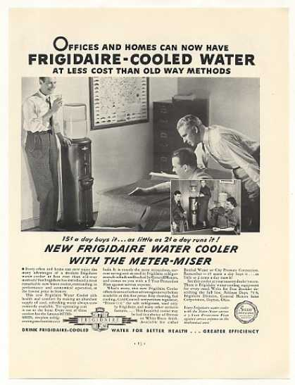 Frigidaire Office Home Water Cooler (1937)