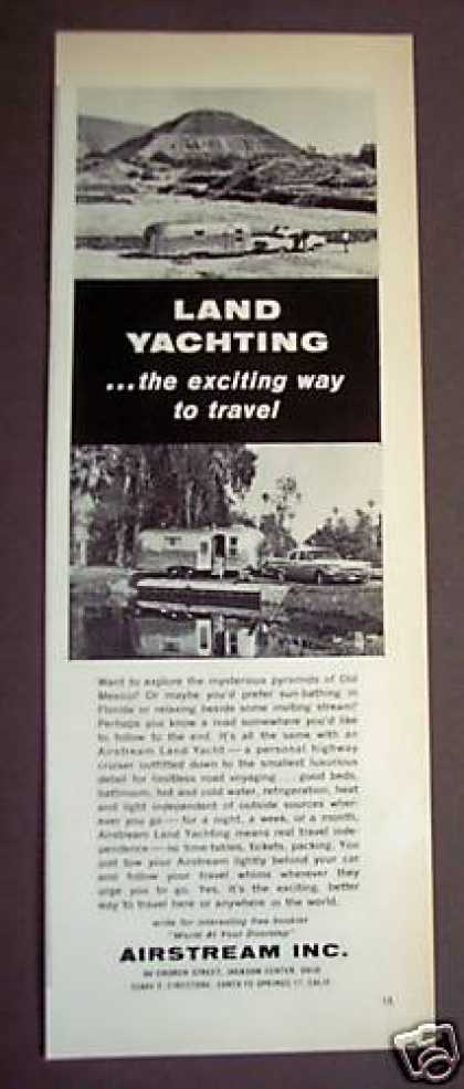 Road Traveler Airstream Land Yacht (1962)