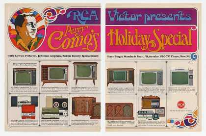 Perry Como RCA Victor TV Stereo (1967)