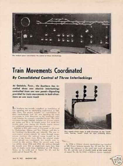 """Movements Coordinated"" Article/sou-oak (1952)"