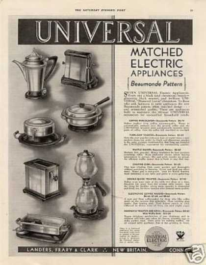 Universal Electric Appliances (1935)