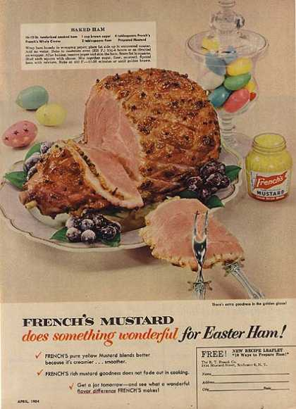French's Mustard (1954)