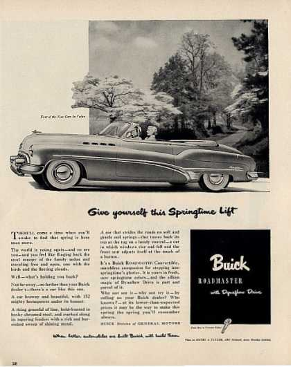 Buick Roadmaster Convertible (1950)