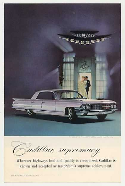 Cadillac Sedan de Ville Harry Winston Jewels (1962)