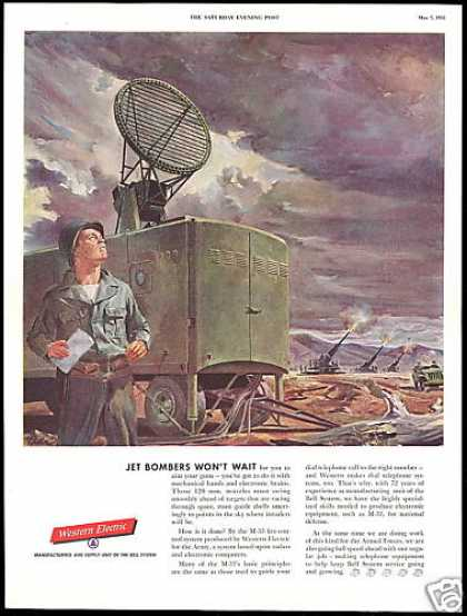 US Army M-33 Control System Western Electric (1955)
