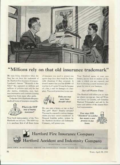 Hartford Fire Insurance Co (1941)