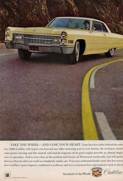 Cadillac On the Road (1966)