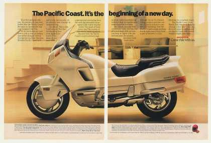 Honda Pacific Coast Motorcycle (1989)