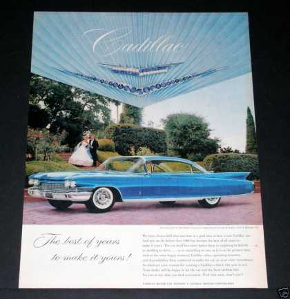 "Cadillac, ""To Make It Yours (1960)"