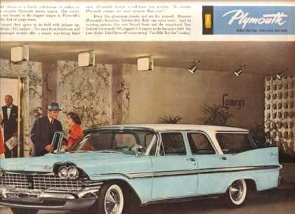 Chrysler's Plymouth (1959)