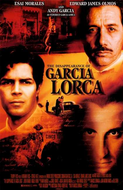 The Disappearance of Garcia Lorca (1996)