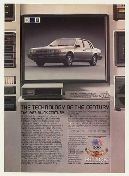 Buick Century Computer Technology Theme (1983)