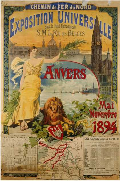 Exposition Universalle, Anvers (1894)