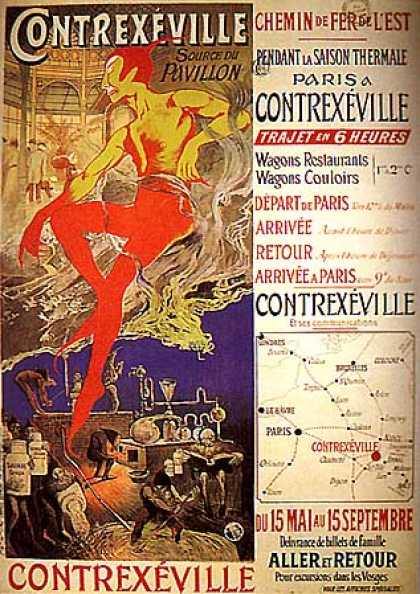 Contrexeville by Manuel Orazi (1905)