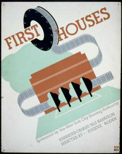 First houses – Narrative, Charles Yale Harrison – Directed by Eugene Roder. (1936)
