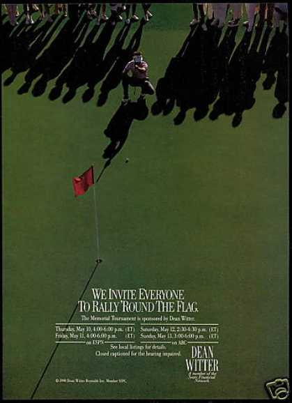 Dean Witter Memorial Golf Tournament (1990)