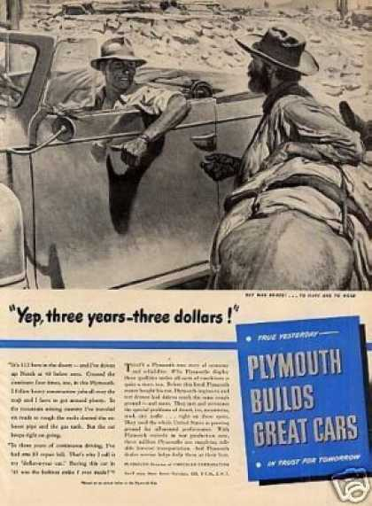 Plymouth Car (1944)