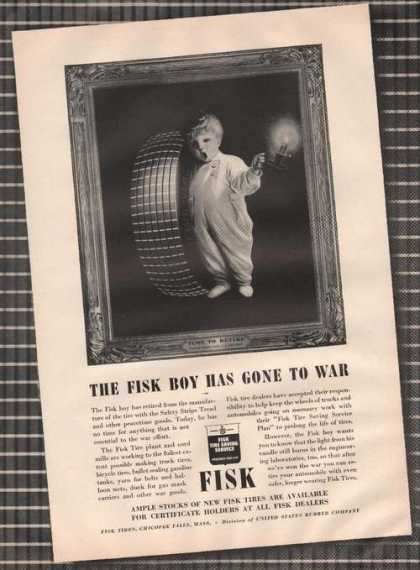Fisk Boy Has Gone To War (1942)
