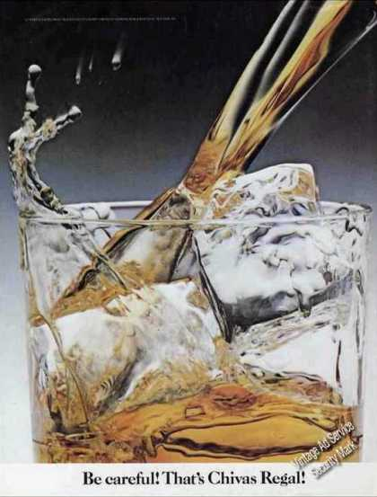 Be Careful! That's Chivas Regal (1982)