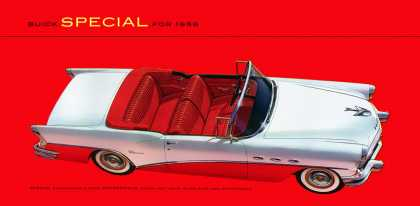 Buick Special Convertible, Model 46C (1956)