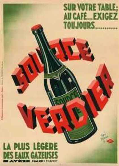 Source Verdier Vertical (c.) (1950)