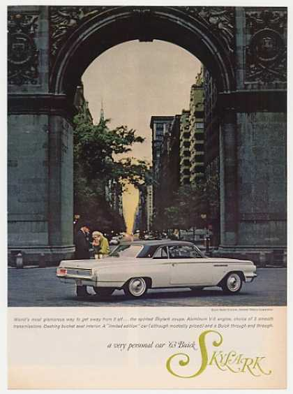 Buick Skylark Coupe Limited Edition (1963)